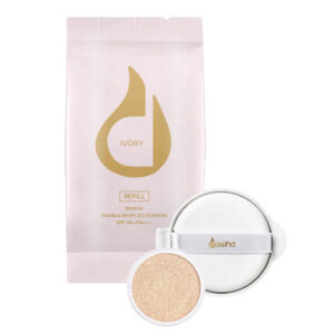 Double Dewy CC Cushion - Refill Pack (Ivory)
