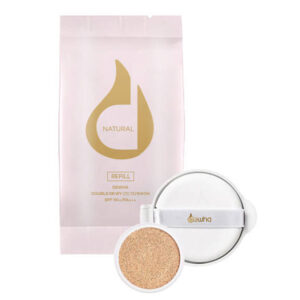 Double Dewy CC Cushion - Refill Pack (Natural)